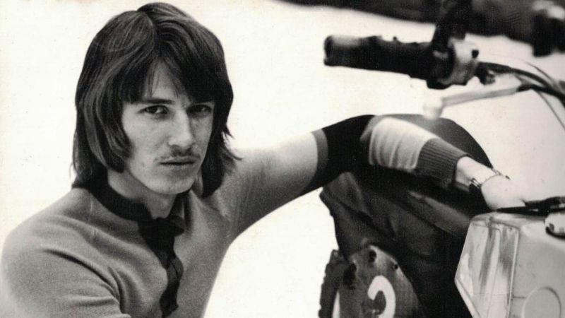 Mūžībā devies daudzkārtējais Latvijas motokrosa čempions Vitālijs Bobkovs