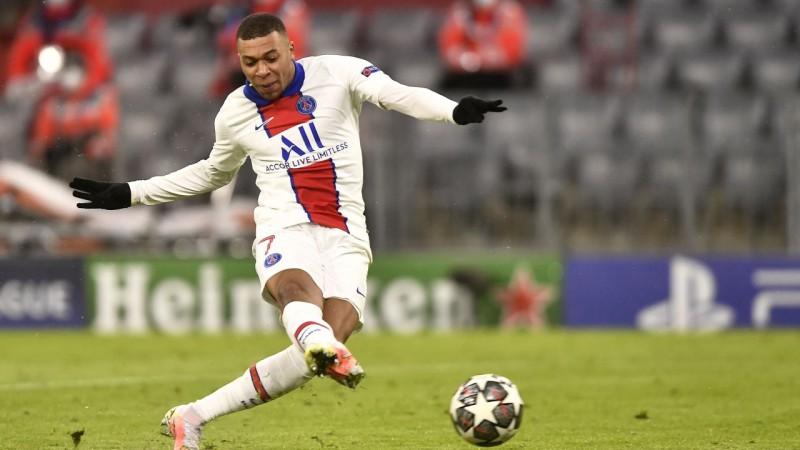 Rezultatīvā futbolā Mbapē divi vārti nodrošina PSG uzvaru Minhenē