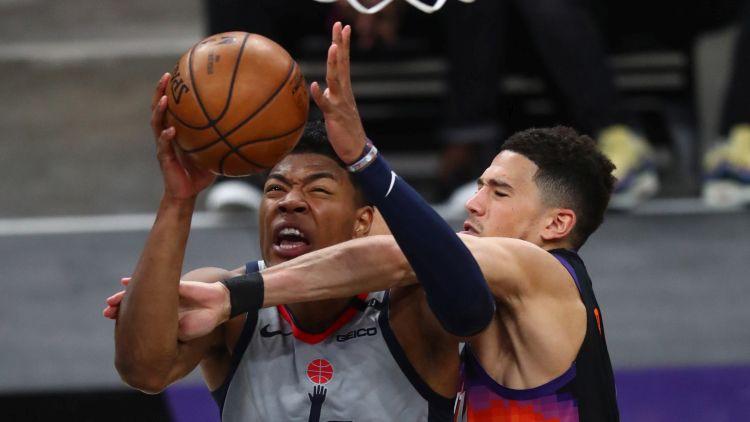 """Bertānam atpūta, Vestbrukam triple-double, """"Wizards"""" sagrāve pret """"Suns"""""""