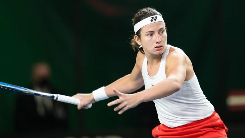 Sevastova Madrides turnīra kvalifikācijā tiksies ar Pironkovu