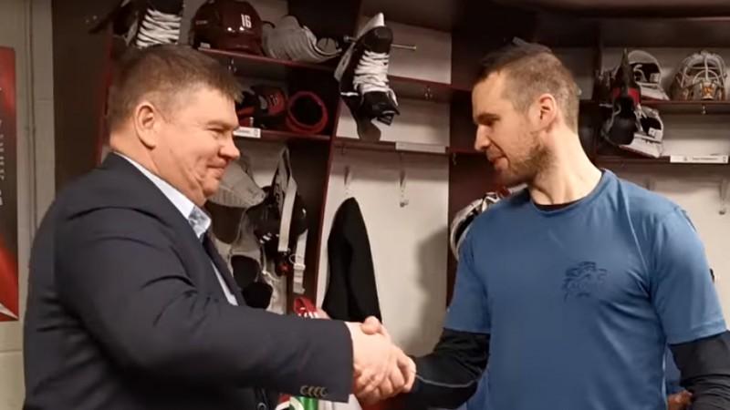 Krišjānis Rēdlihs noslēdz karjeru Latvijas hokeja izlasē