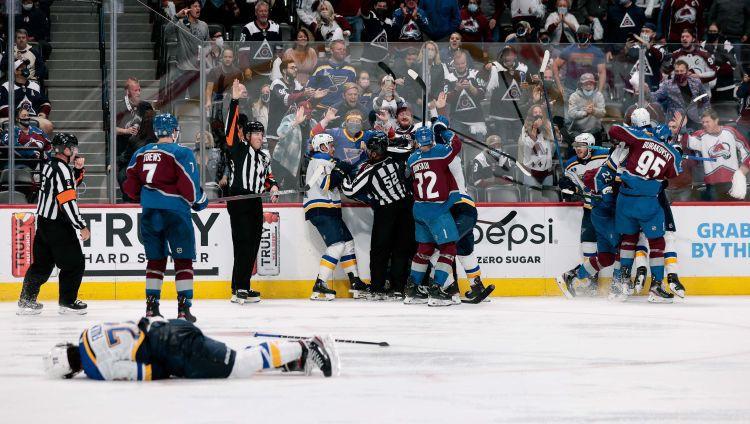 """""""Avalanche"""" uzbrucējs Kadri diskvalificēts uz astoņām spēlēm"""