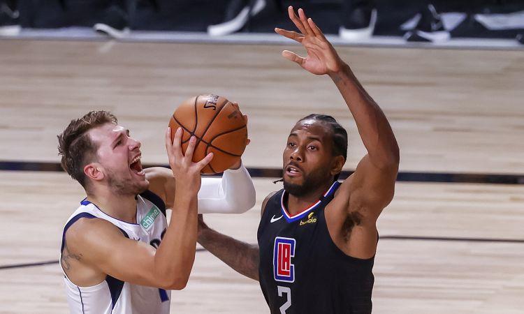 ''Clippers'' treneris Lū norāda: Lenards otrajā spēlē biežāk segs Dončiču