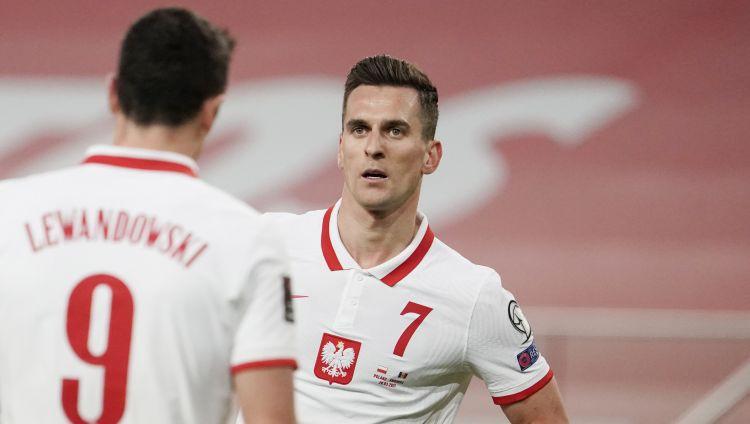 """Polijai """"Euro 2020"""" finālturnīrā nepalīdzēs Marseļas uzbrucējs Miliks"""