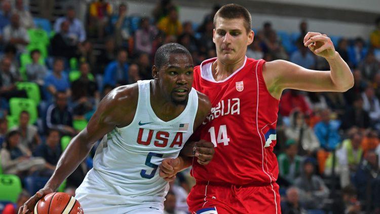 NBA sezonas vērtīgākais spēlētājs Jokičs nepalīdzēs Serbijai olimpiskajā kvalifikācijā