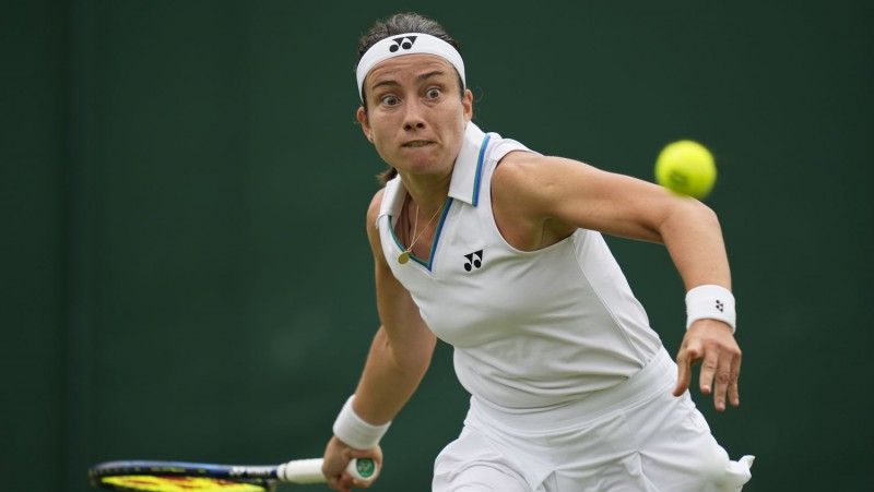 """Sevastova Vimbldonā trīs setu mačā piekāpjas """"French Open"""" čempionei Krejčīkovai"""