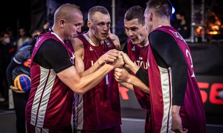 3x3 basketbola izlase: cik pamatotas ir cerības uz godalgotām vietām?