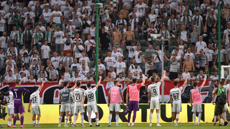 """""""Legia"""" apliecina favorītu statusu un otrajā kārtā tiksies pret igauņiem"""