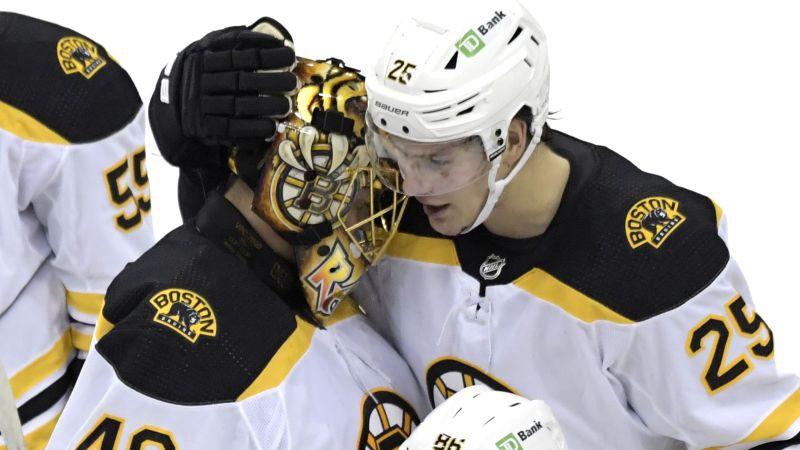 """""""Bruins"""" aizsargs Karlo tiek pie 24,6 miljonu līguma"""