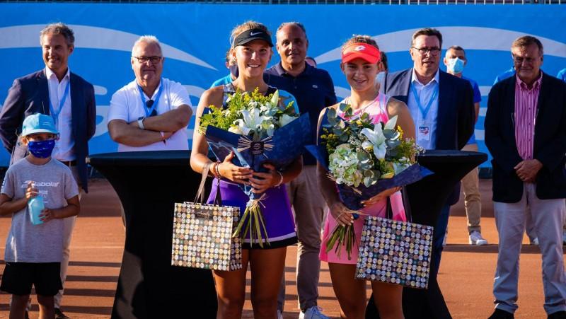 Vismane un Podžus uzvar ITF dubultspēļu turnīros