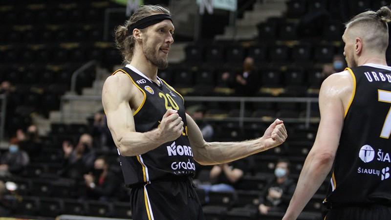 Pēc sezonas Šauļos Bērzs tiek pie līguma ar Lietuvas bronzas medaļnieci