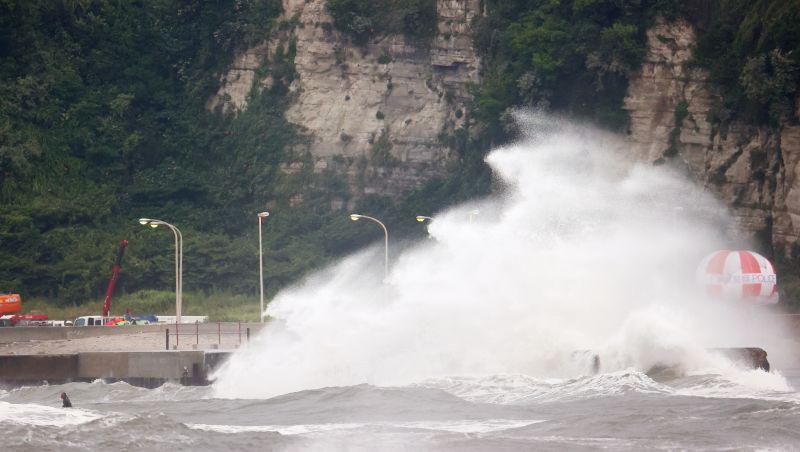 Vētra būtiski neietekmēs olimpisko spēļu norisi Tokijā