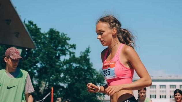Trīssoļlēcēja Sopova kā piektā labākā tiek U20 PČ finālā, Caune sestā 3000 metros