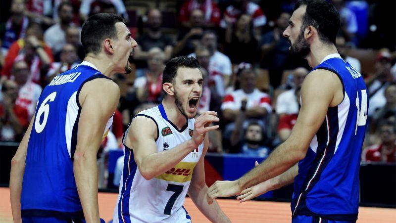 Itālija pēc 16 gadu pārtraukuma kļūst par Eiropas čempioni volejbolā