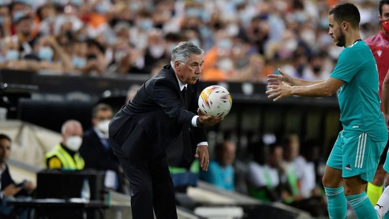 """Ančeloti: """"Madridē tagad izdzīvoju medusmēnesi, ceru šeit palikt ilgus gadus"""""""