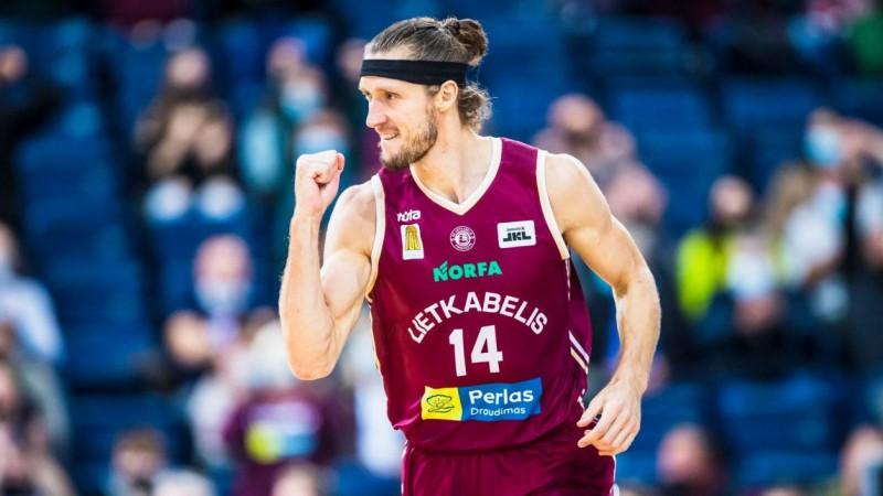 """Bērzam 8+3 """"Lietkabelis"""" graujošā uzvarā Lietuvā, Gekam panākums Spānijā"""